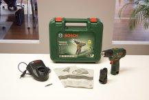 Bosch PSR 10,8 LI-2 Akkuschrauber Lieferumfang